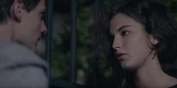 Ana Lečić u seriji