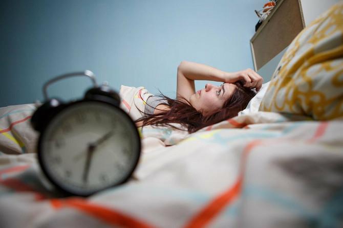 Koliko puta se budite tokom noći?