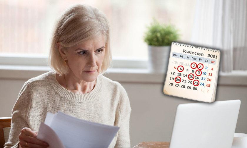 1022,30 zł trzynastej emerytury może przydać się przed szczególnie przy planowaniu Wielkanocy.