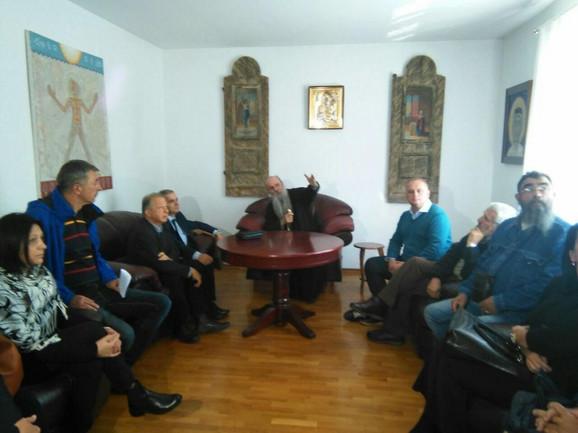Zasedanje komisije za pretvaranje Starog sajmišta u memorijalni kompleks