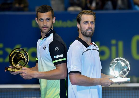 Mate Pavić (levo) i Oliver Marš