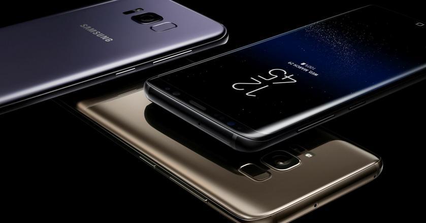 Tak wyglądają nowe telefony Samsunga