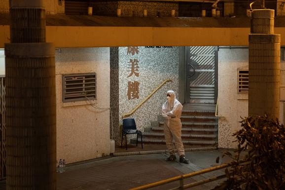 Korona virus uticao je na ekonomiju Hongkonga