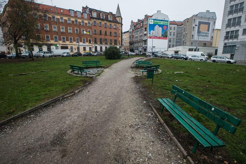 Będzie rewitalizacja placu Wiosny Ludów w Poznaniu