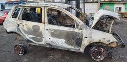 Ludzkie kości w spalonym samochodzie. Rozwiązanie makabrycznej zagadki