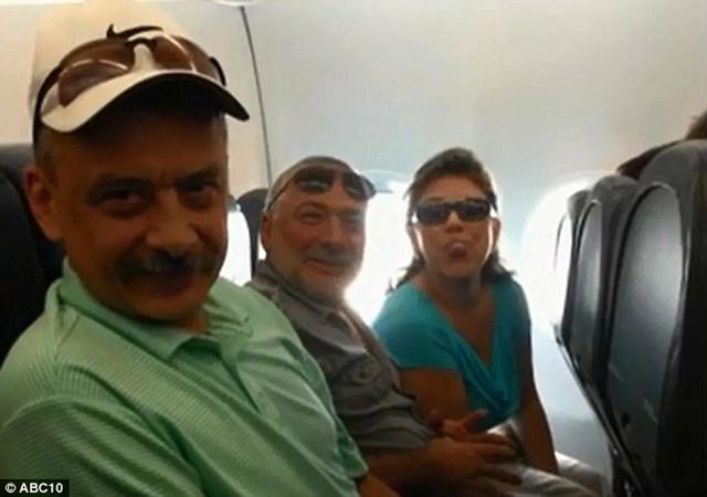 Još troje putnika izbačenih sa leta San Dijego - Las Vegas