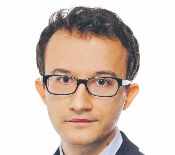 Dr Marcin Szwed, adiunkt w Katedrze Prawa Konstytucyjnego Wydziału Prawa i Administracji Uniwersytetu Warszawskiego, prawnik w Programie Spraw Precedensowych Helsińskiej Fundacji Praw Człowieka