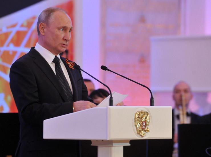 Moskva, Aleksandar Vučić, Vladimir Putin, Prijem, Palata, Parada