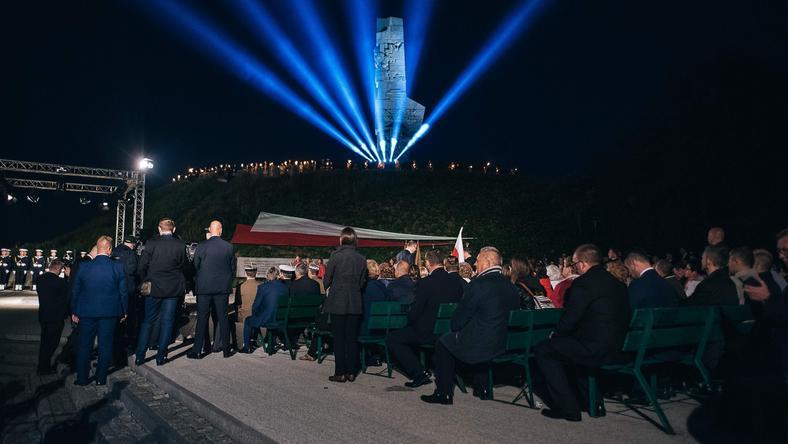 Obchody na Westerplatte