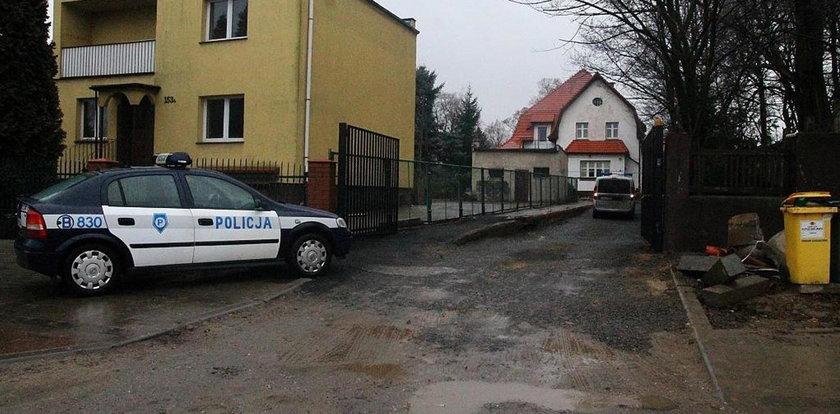 Mężczyzna zmarł na rękach policjantów