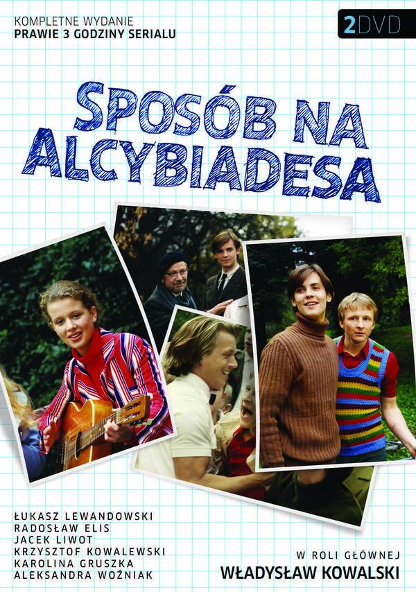 """Sposób na Alcybiadesa"" (plakat serialu)"
