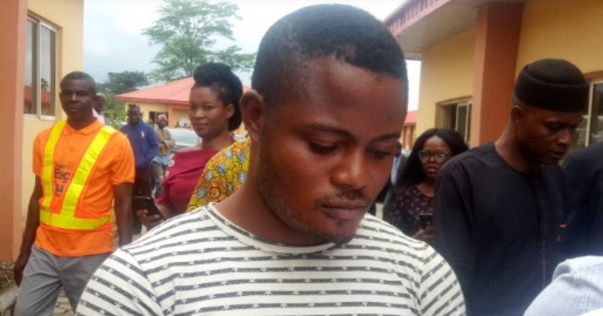 Soldier arraigned for allegedly raping AAU student says he's mentally unstable