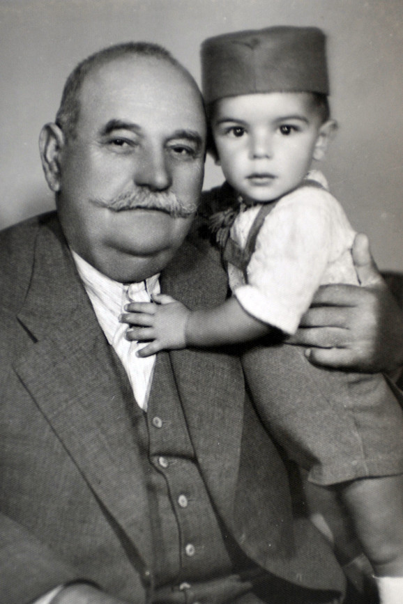 Deda i unuk se zovu isto: Petar Pržuljević
