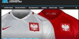 Wyciekły stroje reprezentacji Polski na Euro 2016. ZOBACZ