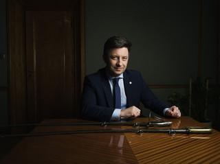 Michał Dworczyk, szef KPRM: Nie lubię polityki, nie rozumiem jej mechanizmów [WYWIAD]
