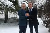 Iljir Meta i Ramuš Haradinaj
