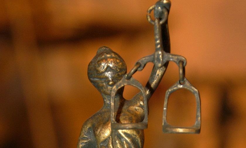 Temida symbol sprawiedliwości