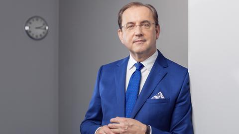 Romuald Szeliga, prezes zarządu Credit Agricole Bank Polska S.A.