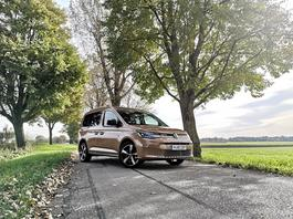 Volkswagen Caddy po raz piąty - prosto z Polski