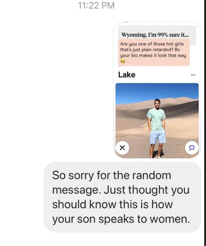 Znate li vi da vaš sin ovako razgovara sa devojkama?