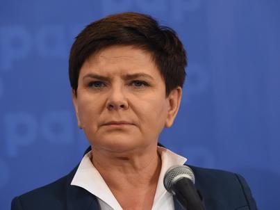 Premier Beata Szydło przekonuje, że konieczna jest głęboka reforma wymiaru sprawiedliwości