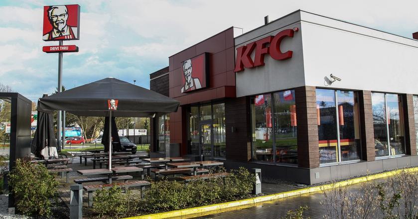 AmRest w Polsce prowadzi m.in. restauracje PizzaHut i KFC