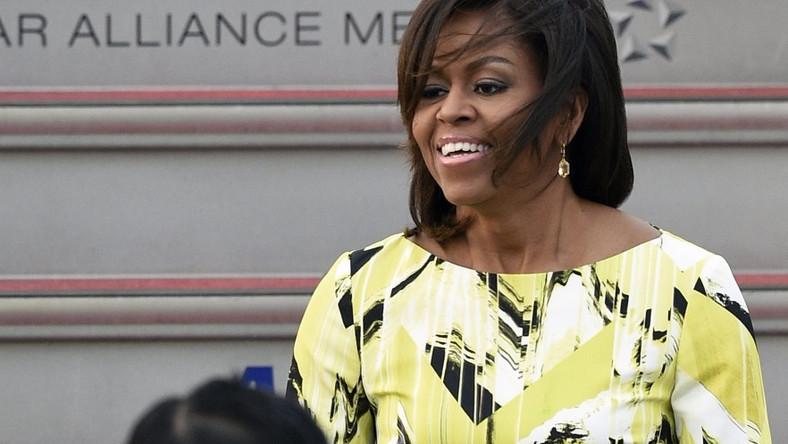 Wczoraj pierwsza dama Ameryki rozpoczęła 3-dniową oficjalną wizytę w Japonii.