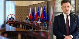 Minister Dworczyk wcześniej skończył kwarantannę. Wyznał nam, co się stało