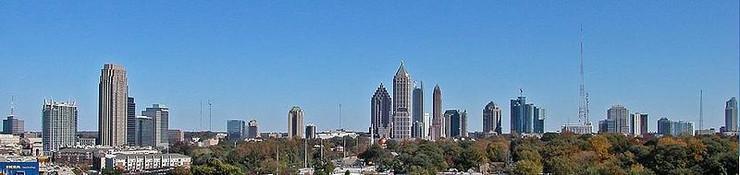 Atlanta Džordžija SAD Wikipedia Public domain