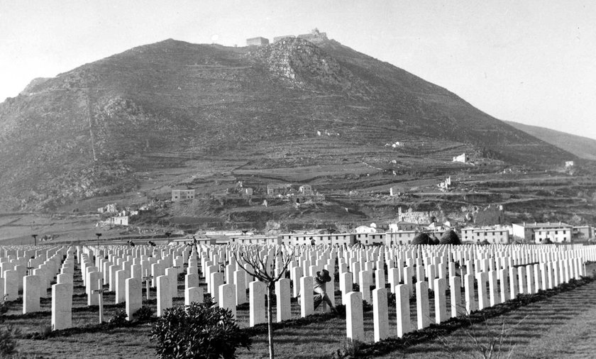 Cmentarz Monte Cassino