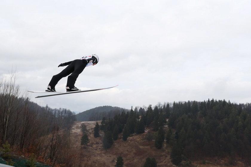 Puchar Świata w skokach narciarskich. Konkurs w Rasnov