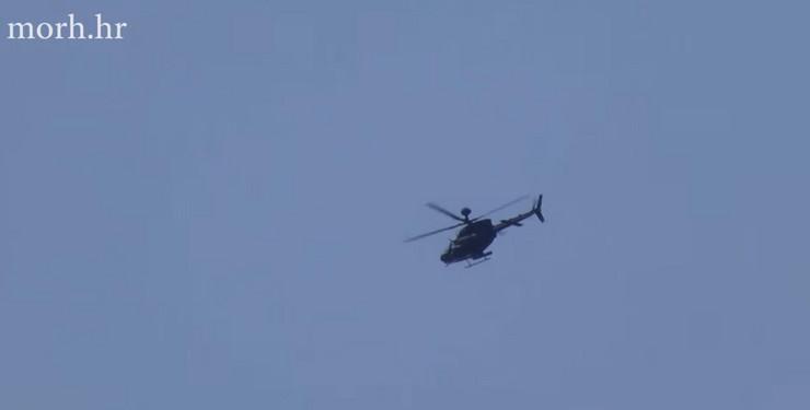 helikopter hrvatska