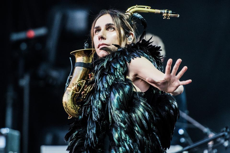 OFF Festival 2017: PJ Harvey
