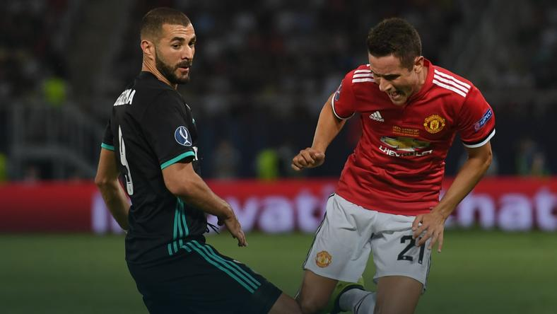 Real Madryt - Manchester United