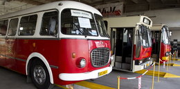 Przyjdź do muzeum autobusów