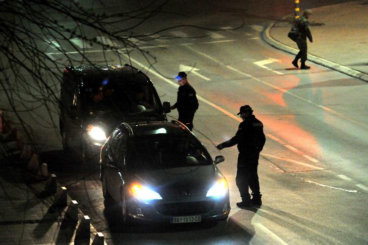 uzice korona policija pojacala kontrolu 19 i 35h 280320 Ras foto Milos Cvetkovic 002