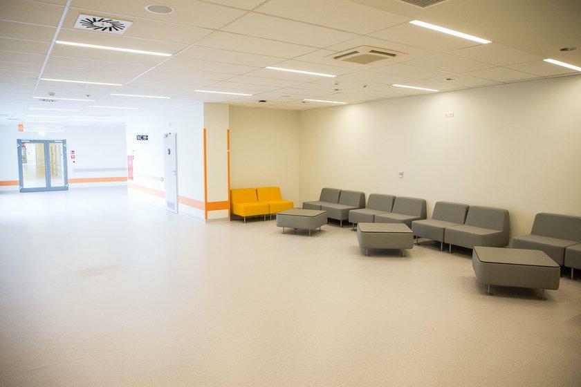 Nowa siedziba szpitala w Prokocimiu