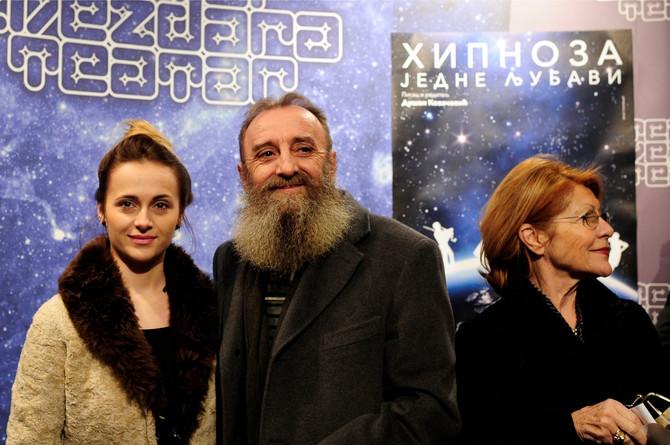 Markovići na premijeri u Zvezdara teatru