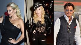 Doda boi się lotu samolotem, a Madonna odczuwa lęk przed burzą. To nic - inne gwiazdy mają o wiele dziwniejsze fobie. Klamki, suchy papier...