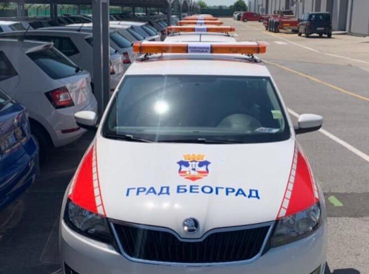 Komunalna policija nova vozila