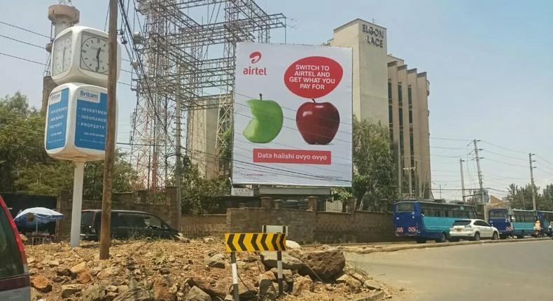 India's Bharti Airtel starts eating away Kenya's biggest telecoms operator, Safaricom, market share fueled by Raila's 'curse words'