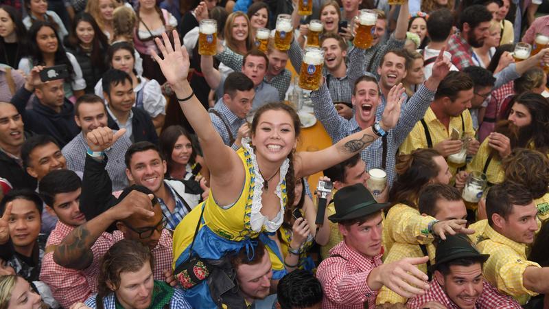 GERMANY-OKTOBERFEST-BEER-FESTIVAL