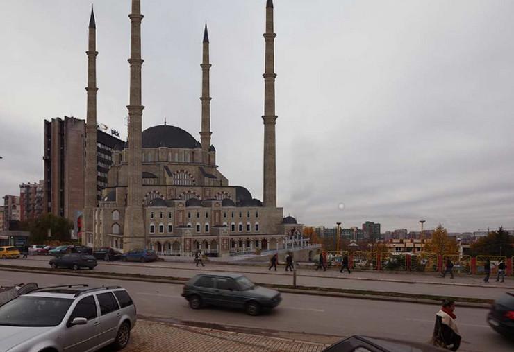Priština, Džamija, Budući izgled