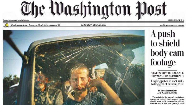 """""""Washington Post"""": dyrektor FBI James Comey oskarżył Polaków o współodpowiedzialność za holokaust"""