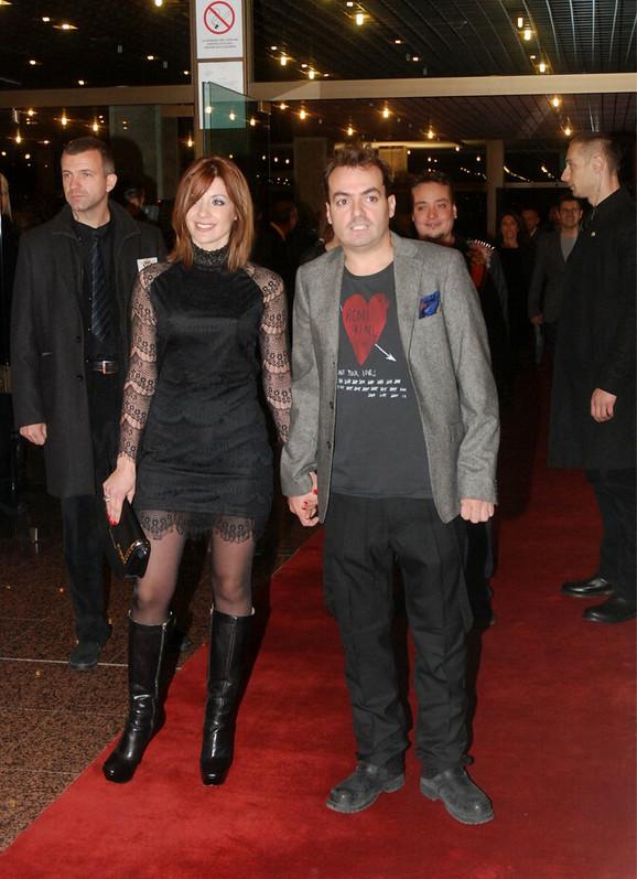Nenad Okanović i Željana Okanović
