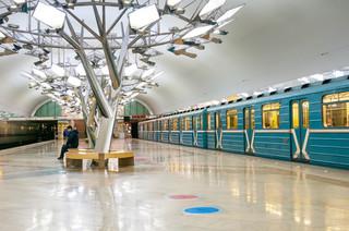 Czystki w moskiewskim metrze. Pracę stracili zwolennicy Nawalnego