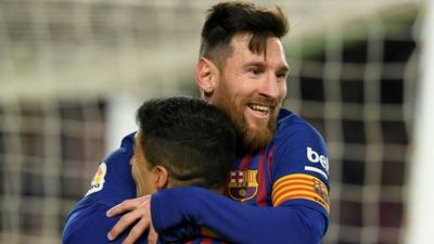 'Nothing surprise me anymore,' says Messi lamenting Suarez departure