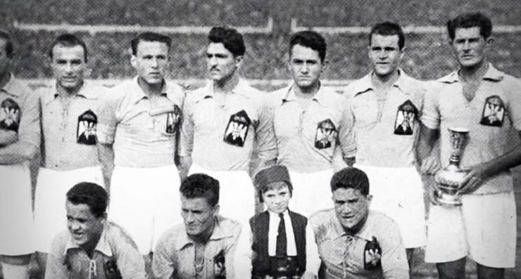 Reprezenteacija Jugoslavije iz Montevidea 1930. godine