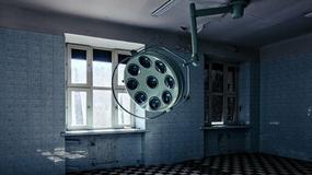 Opuszczony szpital w Radomsku