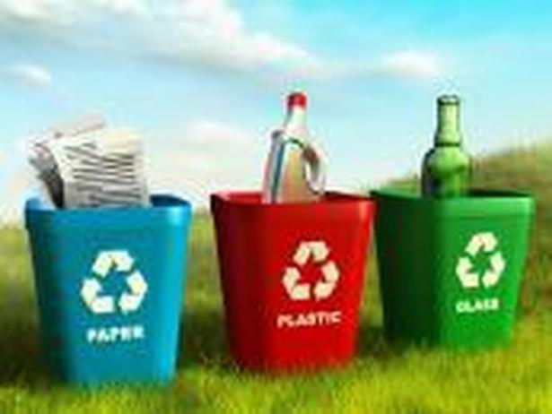 Posegregowane śmieci